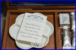 Winsor & Newton Artists Water Colour Chelsea Wooden Box Unused, £180.00 RRP