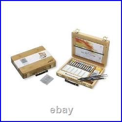 Winsor & Newton Artists Water Colour Tube Bamboo Box Set