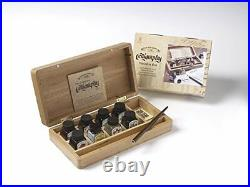Winsor Newton Calligraphy Wooden Box
