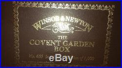 Winsor & Newton Covent Garden Box