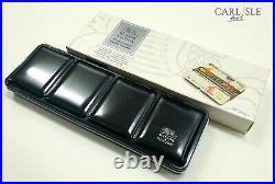 Winsor & Newton Professional Watercolour Black Box 12 Half Pan Set