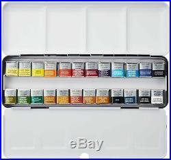 Winsor & Newton Professional Watercolour Lightweight Metal Sketchers Box
