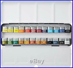 Winsor & Newton Professional Watercolour Lightweight Metal Sketchers Box Set