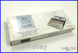 Winsor & Newton Professional Watercolour Lightweight Sketchers' Box 12 Tubes