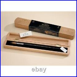 Winsor & Newton Series 7 Kolinsky Sable Watercolor Brush Size 8 Wooden Box Set