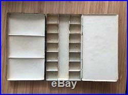 Winsor & Newton Watercolor Palette / Paintbox / Bijou Box (Vintage Rare)