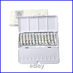 Winsor and Newton Artists' Watercolour Lightweight Box Professional Paints Tubes