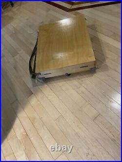 Yarka plein-air French field easel folding tripod sketch box by Podolsk-Art