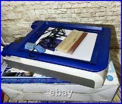 Yudu Personal Screen Printer Printing Machine T Shirt BUNDLE Tested With Box